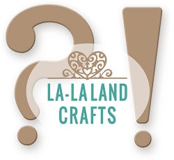 La-La Land Crafts - Die - Question Exclamation