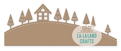 La-La Land Crafts - Die - Winter Hill