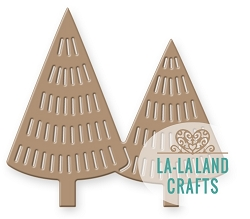 La-La Land Crafts - Die - Two Trees
