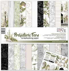Laserowe Love - Prehistoric Fern Collection Kit