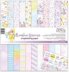 Laserowe Love - Rainbow Unicorn Collection Kit
