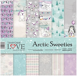 Laserowe Love - Arctic Sweeties Collection Kit