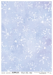 Lexi Design - Winter tales Rice Paper #12