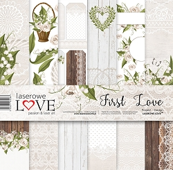 Laserowe Love - First Love Collection Kit