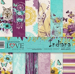 Laserowe Love - Indiana Collection Kit