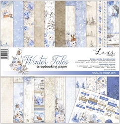 Lexi Design - Winter Tales Collection Kit
