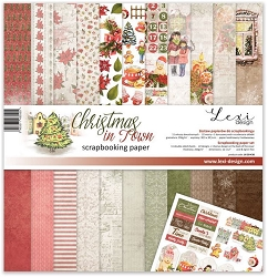 Lexi Design - Christmas in Town Collection Kit