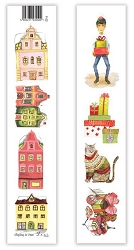 Lexi Design - Christmas in Town Tag Strip #2