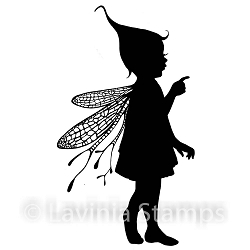 Lavinia Stamps - Clear Stamp - Darcy Fairy