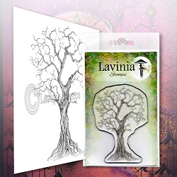 Lavinia Stamps - Clear Stamp - Tree of Wisdom