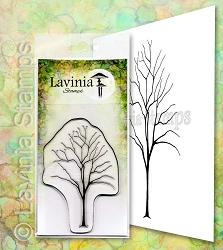 Lavinia Stamps - Clear Stamp - Elm