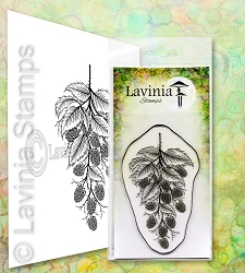 Lavinia Stamps - Clear Stamp - Blackberry