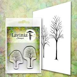 Lavinia Stamps - Clear Stamp - Small Trees