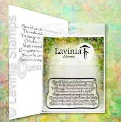 Lavinia Stamps - Clear Stamp - Magic Surrounds Us