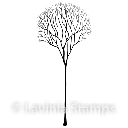 Lavinia Stamps - Clear Stamp - Skeleton Tree