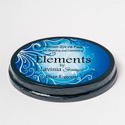 Lavinia Stamps - Blue Lagoon Elements Premium Dye Ink Pad