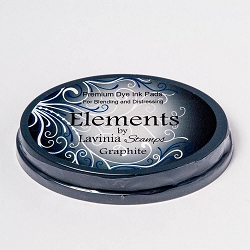 Lavinia Stamps - Graphite Elements Premium Dye Ink Pad