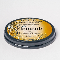 Lavinia Stamps - Sahara Elements Premium Dye Ink Pad