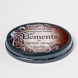 Lavinia Stamps - Truffle Elements Premium Dye Ink Pad