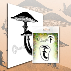 Lavinia Stamps - Clear Stamp - Mini Forest Mushroom