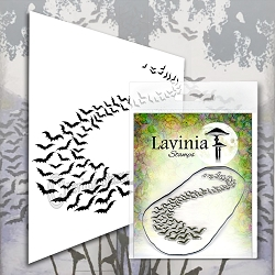 Lavinia Stamps - Clear Stamp - Bat Colony