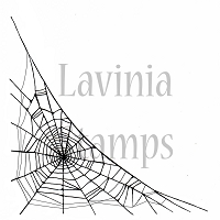 Lavinia Stamps - Clear Stamp - Fairy Web
