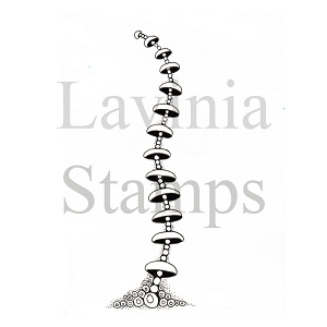 Lavinia Stamps - Clear Stamp - Zen Plant