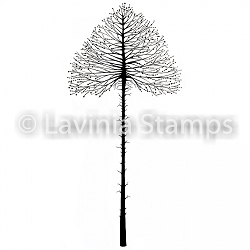 Lavinia Stamps - Clear Stamp - Celestial Tree (small)