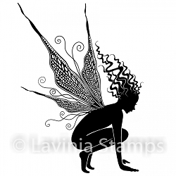 Lavinia Stamps - Clear Stamp - Jaylar Fairy