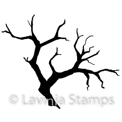 Lavinia Stamps - Clear Stamp - Mini Branch
