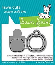 Lawn Fawn - Die - Reveal Wheel Pick Of The Patch Add-On