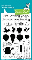 Lawn Fawn - Clear Stamps - Rooting For You