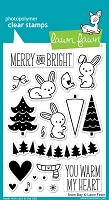 Lawn Fawn - Clear Stamps - Snow Day