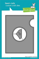Lawn Fawn - Die - Magic Iris Add-On Lawn Cuts
