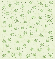 Leane Creatif - LeaCrea Design Embossing Folder - Background Stars  (6