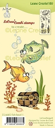 Leane Creatif - Fish Bowl 1 Clear Stamp