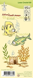 Leane Creatif - Fish Bowl 2 Clear Stamp