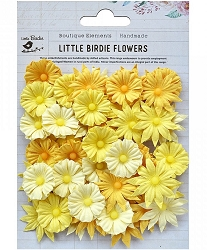 Little Birdie - Paper Flowers - Valerie Honey Dew