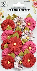 Little Birdie - Paper Flowers - Large Valerie Candy Mix