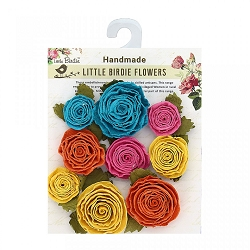 Little Birdie - Paper Flowers - Layla Tropical Sunburst