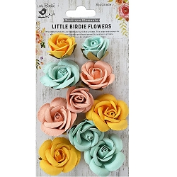 Little Birdie - Paper Flowers - Joanna Pastel Mix