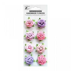 Little Birdie - Paper Flowers - Angel Roses Fairy Sparkle