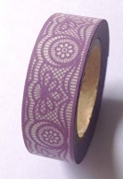 Love My Tapes - Washi Tape - Lavender Lace