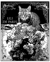 Magenta - Cling Rubber Stamp - Lili de Paris