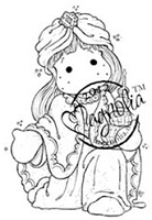 Magnolia - Cling Mounted Rubber Stamp - Tilda as Wisemen