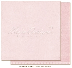 Maja Design - Monochromes Collection - Shades of Denim & Girls Soft Pink - 12