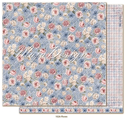 Maja Design - Denim & Girls Collection - Roses 12