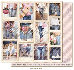 Maja Design - Denim & Girls Collection - Snapshots Girls In Jeans 12
