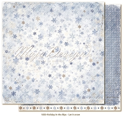 Maja Design - Holiday In The Alps Collection - Let it snow 12