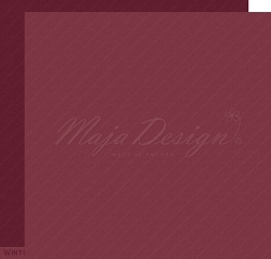 Maja Design - Monochromes Shades of The Alps Cranberry 12